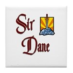 Sir Dane Tile Coaster