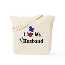 I Club My Ex Husband Tote Bag