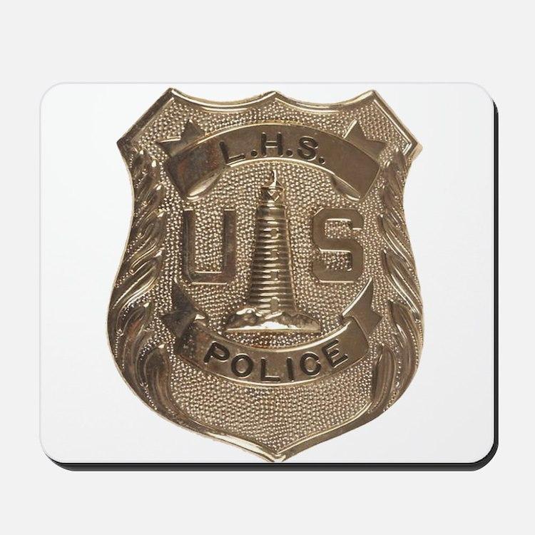 Lighthouse Police Mousepad