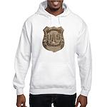 Lighthouse Police Hooded Sweatshirt