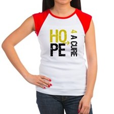 Hope Cure ChildhoodCancer Tee