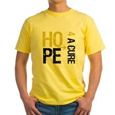 Hope Cure ChildhoodCancer T
