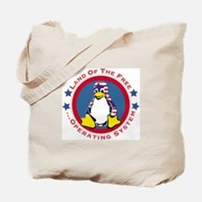 Land of the Free OS: Tote Bag