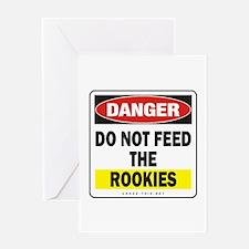 Rookies Greeting Card