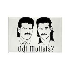 Got Mullets? Rectangle Magnet