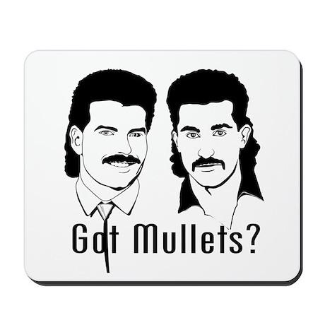 Got Mullets? Mousepad