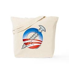 SCREW OBAMA Tote Bag