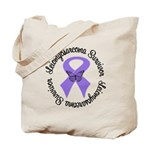Leiomyosarcoma Survivor Tote Bag