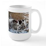 Pointers Large Mugs (15 oz)