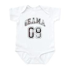 Obama 2009 Infant Bodysuit