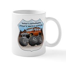 Hummer H3 Mug