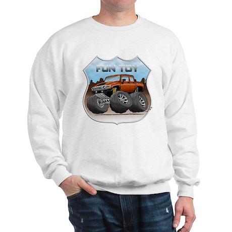 Solar Flare Hummer H3T Sweatshirt
