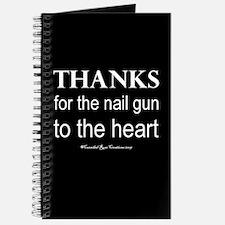 Nail Gun Heart Journal