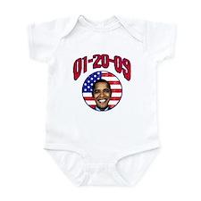 Obama Inauguration 2009 Infant Bodysuit