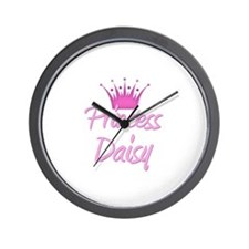 Princess Daisy Wall Clock