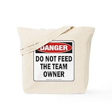 Team Owner Tote Bag