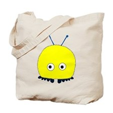 Yellow Wuppie Tote Bag