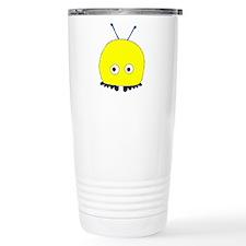 Yellow Wuppie Travel Coffee Mug