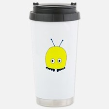 Yellow Wuppie Travel Mug