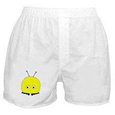 Yellow Wuppie Boxer Shorts