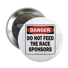"""Sponsors 2.25"""" Button (100 pack)"""