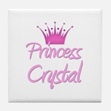 Princess Crystal Tile Coaster