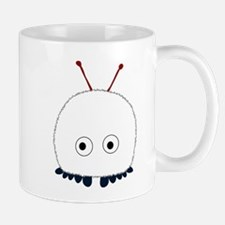 White Wuppie Mug
