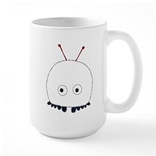 White Wuppie Mug