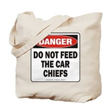 Car Chiefs Tote Bag