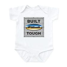 Pitbull Tough Infant Creeper