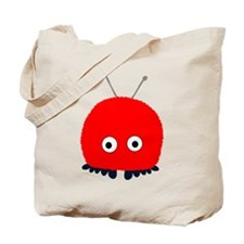 Red Wuppie Tote Bag