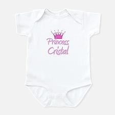 Princess Cristal Infant Bodysuit
