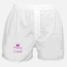 Princess Cristal Boxer Shorts