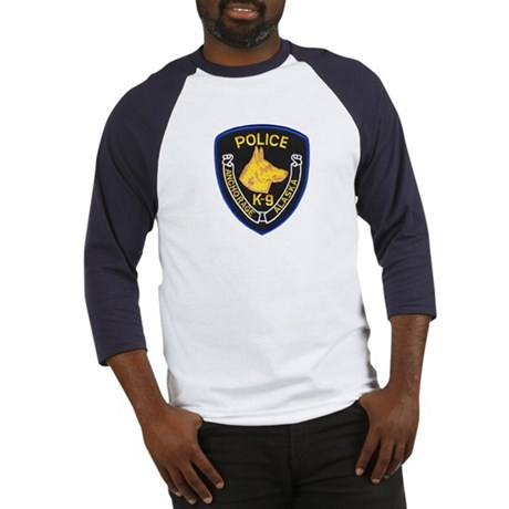 Anchorage PD K-9 Baseball Jersey