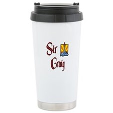Sir Craig Thermos Mug