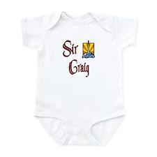 Sir Craig Infant Bodysuit