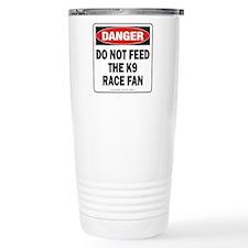K9 Race Fan Travel Mug