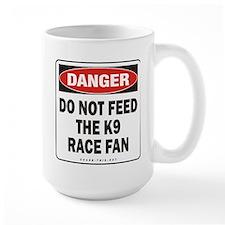 K9 Race Fan Mug
