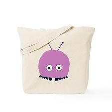 Purple Wuppie Tote Bag