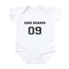 Ring Bearer Jersey Infant Bodysuit