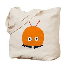 Orange Wuppie Tote Bag