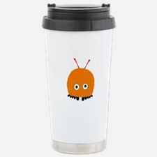Orange Wuppie Travel Mug