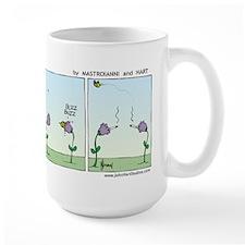 """""""Flowers Smoking"""" Mug"""