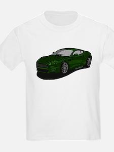 Aston Martin DB9 T-Shirt