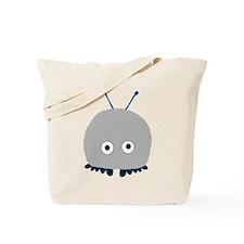 Grey Wuppie Tote Bag