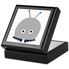 Grey Wuppie Keepsake Box