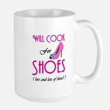 Cook For Shoes Mug