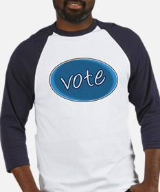Vote for the Best - Baseball Jersey