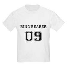 Ring Bearer Jersey T-Shirt