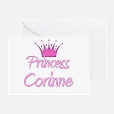 Princess Corinne Greeting Card